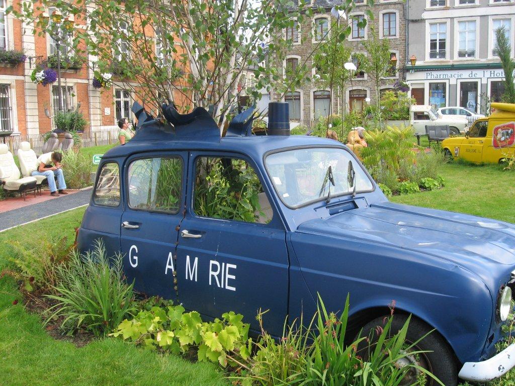 4L de la gendarmerie