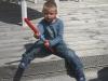 Mathis, jeune padawan