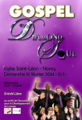 Flyer Diamond Soul