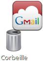 Gmail_Corbeille