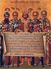 Concile de Nicee